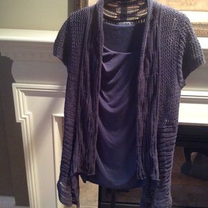 Sweater set by Cabi